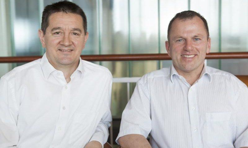 Rüdiger Schmidt und Eduard Andrae: Die Gründer von Trusted Blogs - (C) trusted-blogs.com