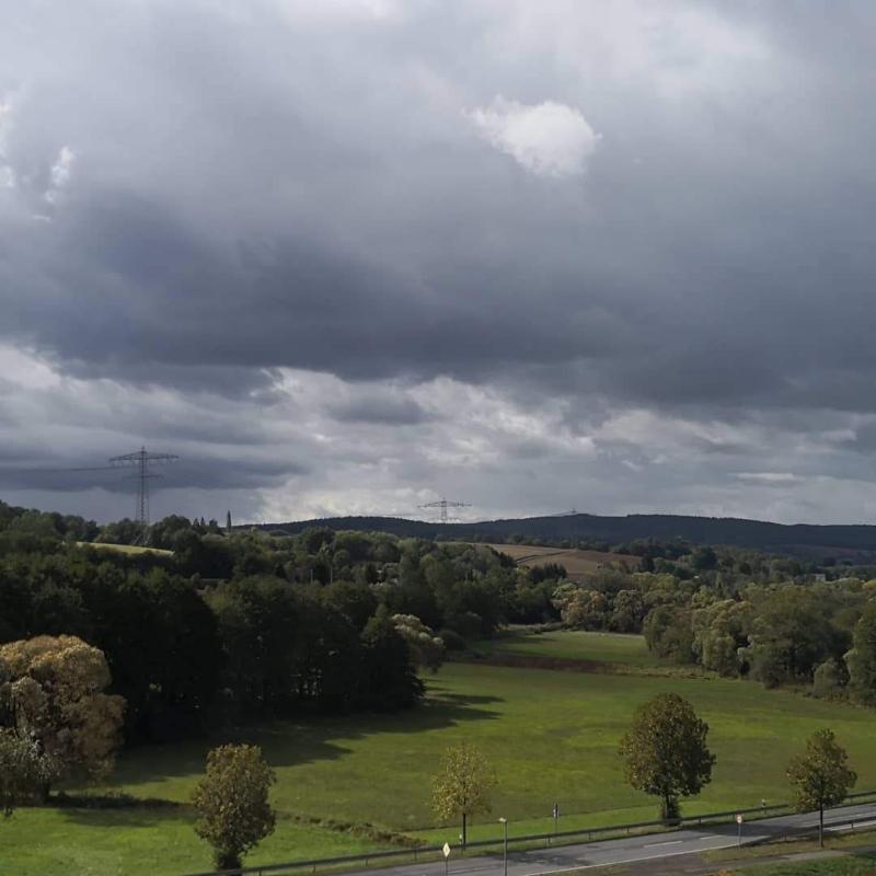 Waldhessen im Herbst - Zwischen Rhön und Hohem Meißner