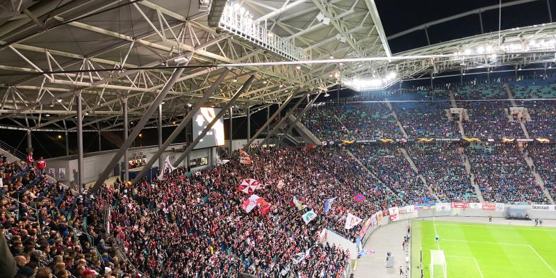 """Wir sind Leipzig, Rasenballsport Leipzig"""