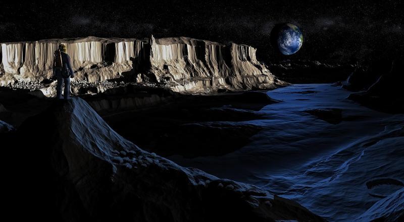 Man on the Moon: Die getürkte Mondlandung? – DasWortgewand CC0 via Pixabay.com