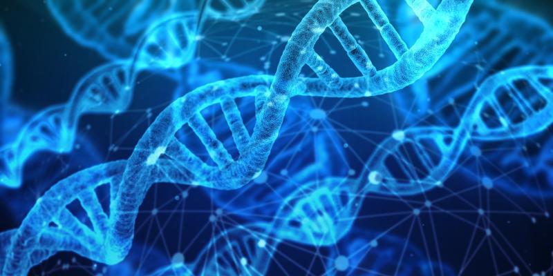 Proteine in der DNa - (C) Geralt Altmann CC0 via Pixabay.com
