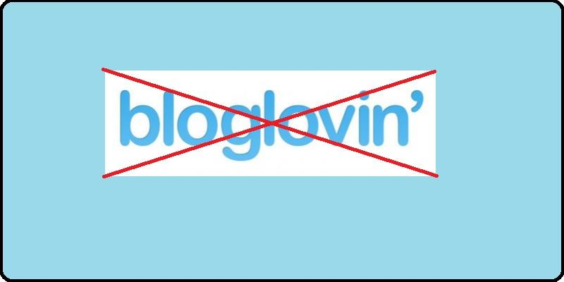 No Bloglovin' [Public domain], via Wikimedia Commons