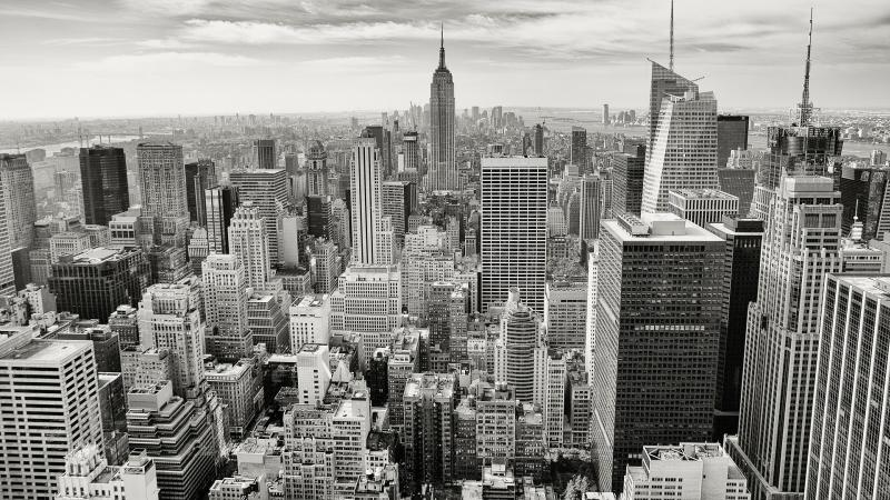 Manhattan Skyline - (C) Free-Photos CC0 - via Pixabay.com