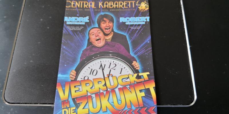 FKK - Freie Kabarett Kultur Leipzig GbR - Verrückt in die Zukunft