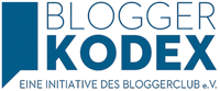 Bloggerkodex