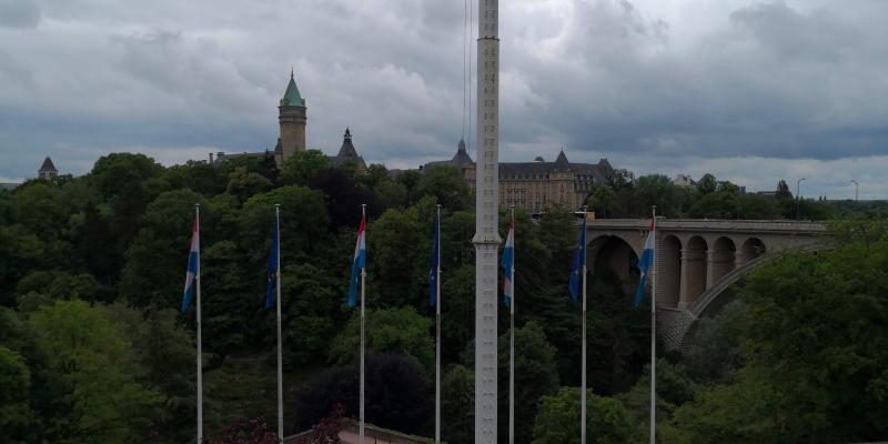 Luxemburg: Weltstadt an einem Tag
