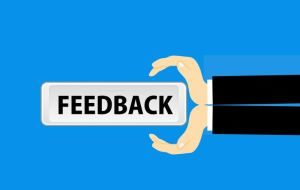 Feedback zum Blog