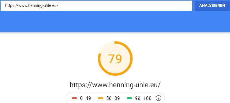 Google PageSpeed Insights: Nützlich oder Unsinn?