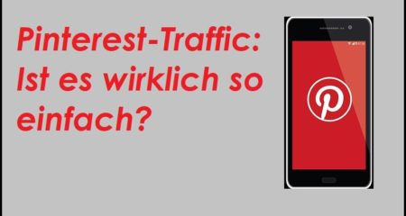 Pinterest-Traffic: Ist es wirklich so einfach?