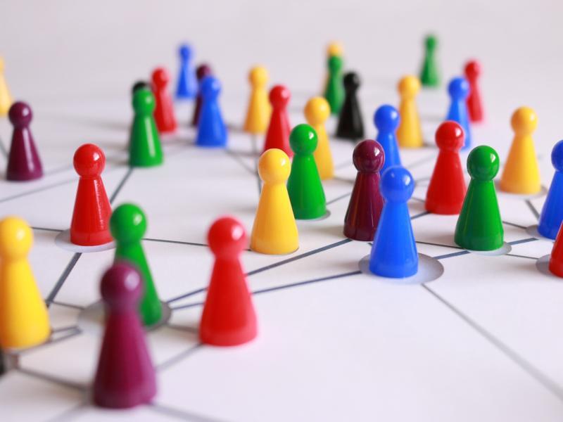 Netzwerken in der Krise: Es ist so wichtig - (C) geralt Pixabay-Lizenz - via Pixabay.com