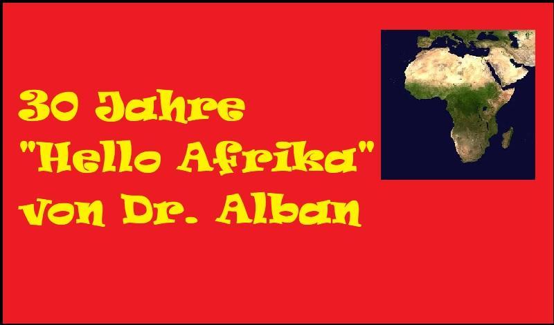 """30 Jahre """"Hello Afrika"""" von Dr. Alban - Bild von WikiImages - Pixabay-Lizenz"""