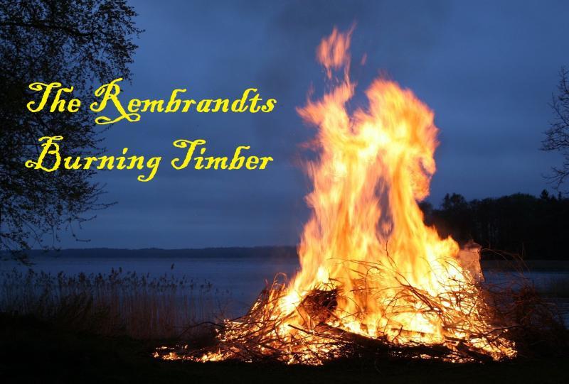 """Längst vergessen: """"Burning Timber"""" von The Rembrandts - Bild von David Mark auf Pixabay"""