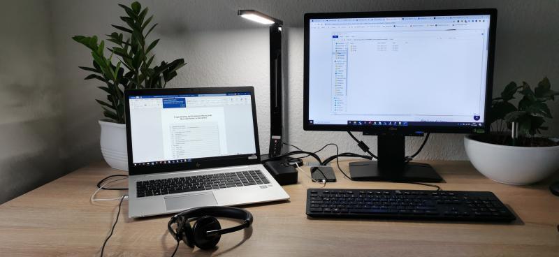 Working From Home - Endlich ausgestattet