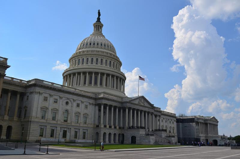 Capitol Riots - Ist die Demokratie am Ende? - Bild von Baldur93 auf Pixabay