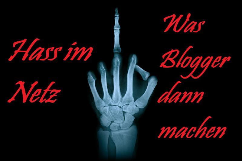 Hass im Netz - Was Blogger dann machen - Bild von Comfreak auf Pixabay