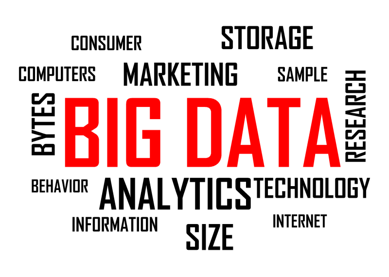 Big Data Management - Wie soll das gehen? - Bild von Tumisu auf Pixabay