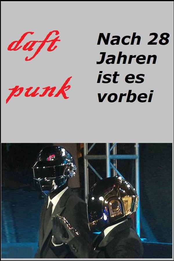 Daft Punk: Nach 28 Jahren ist es vorbei - James Whatley, CC BY 2.0 https://creativecommons.org/licenses/by/2.0, via Wikimedia Commons