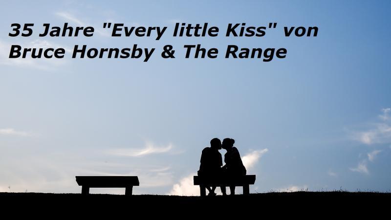 """35 Jahre """"Every little Kiss"""" von Bruce Hornsby & The Range - Bild von Tiny Tribes auf Pixabay"""