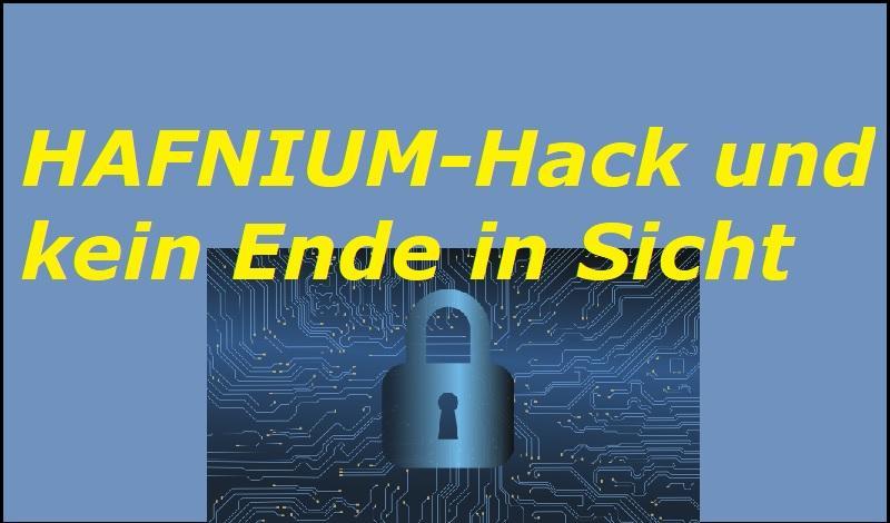 HAFNIUM-Hack und kein Ende in Sicht - Bild von VIN JD auf Pixabay