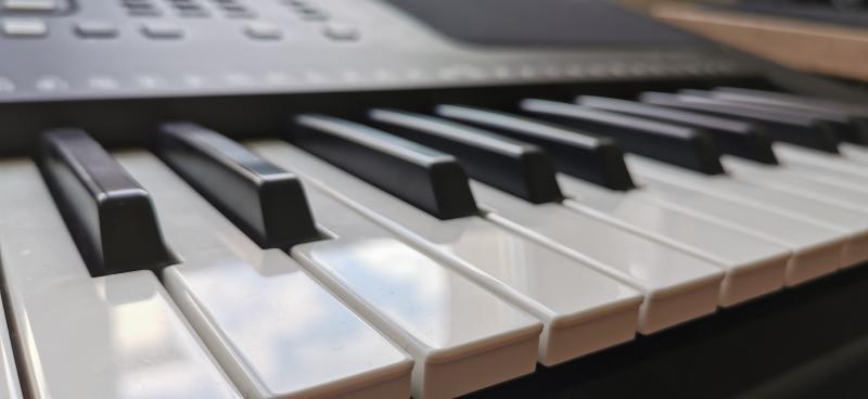 Keyboard-Musik: Fummeln mit der DAW