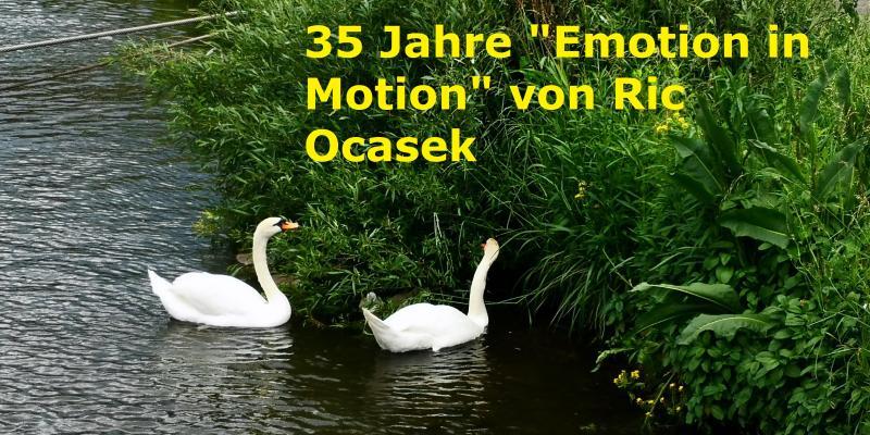 """35 Jahre """"Emotion In Motion"""" von Ric Ocasek"""